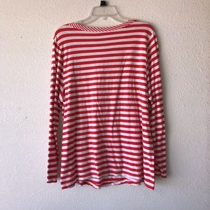 Old Navy Tops - O.N. Ruffled Henley L/S, Size 2X